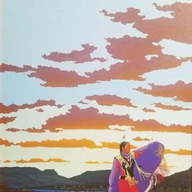 Craig-GeorgeSunset-Colors-24x18-Oil-on-Canvas-895