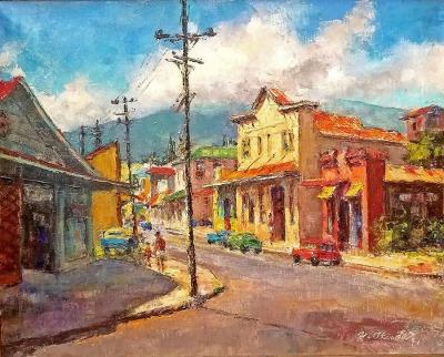 Hajime-Okuda-Lower-Paia-Maui-24x30-oil-on-canvas-1450-American