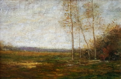 John Francis Murphy Early Morning 8x12 oil on canvas