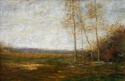 John Francis Murphy Early Morning 8x12 oil on canvas