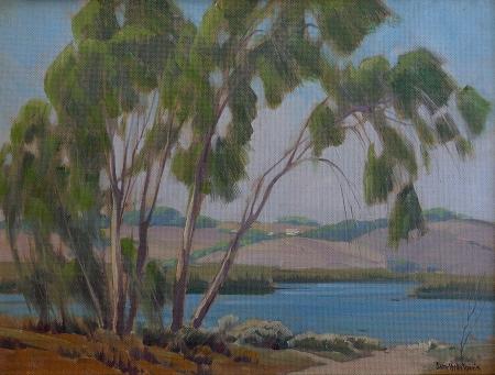 Sam Hyde Harris Lagoon near Carlsbad California